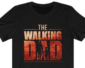 8ac22815c The Walking Dead T-Shirt The Walking Dad shirt The Walking Dead funny tshirt  Father's day shirt Gift For Men Daddy shirt