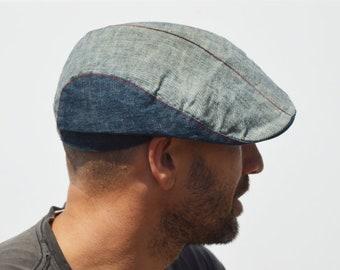 NEWSBOY JEANS CAP (the Castillan)