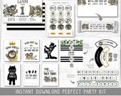 Where The Wild Things Are Party Ideas For A Boy Birthday Catch My