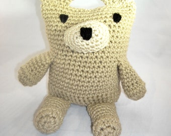 Amigurumi Cubbie Bear