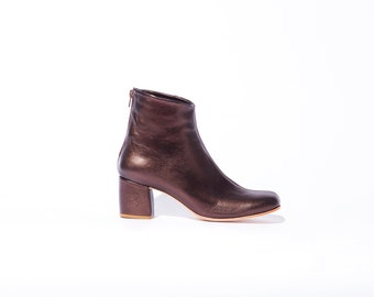 Beia Boot in Copper