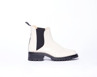 Nerea Boot in Marfil
