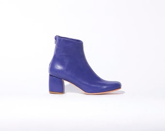 Beia Boot in Violet