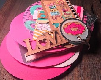 I love donuts! Mini Album