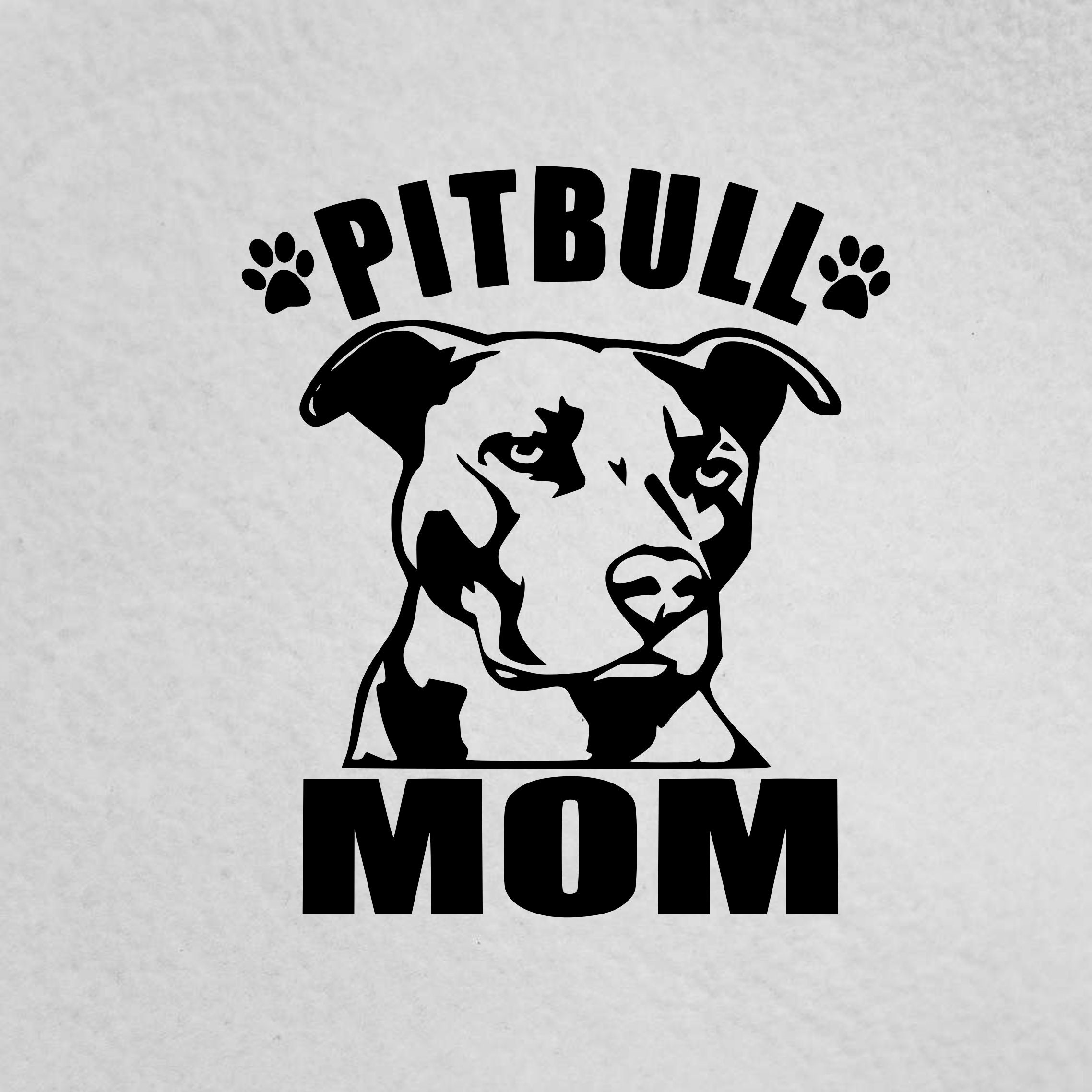 6 pieces Enjoy It Dog Mom and Dog Dad with Paw Car Stickers