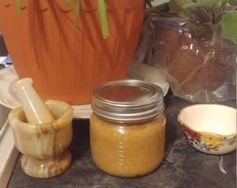 Honey and Sugar Face Mask and Scrub 6 oz