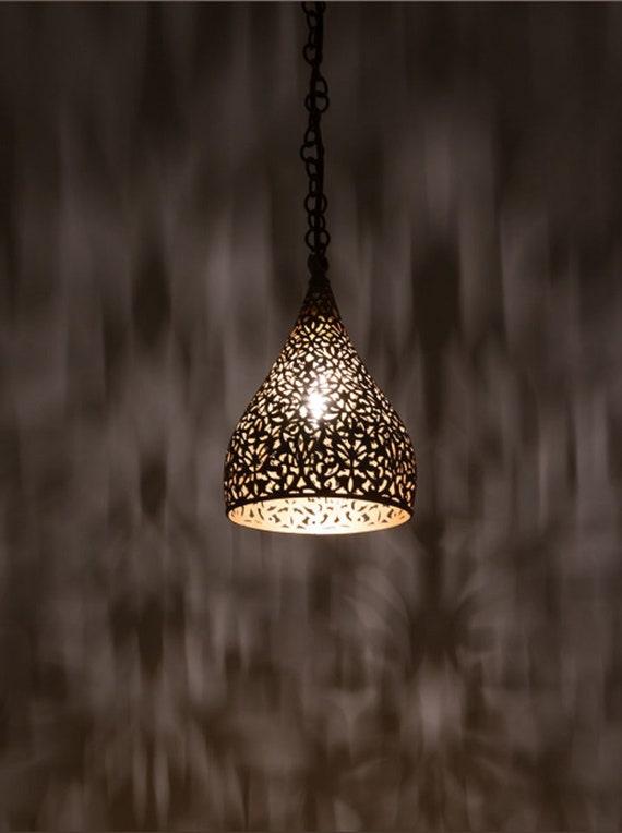 Lampe Marocaine Lampes Marocaines Decoration Dhalloween En Etsy