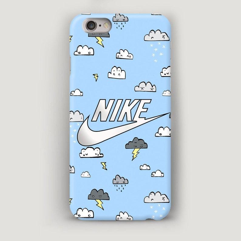 602e654e74c6 Clouds iPhone 7 Case Blue iPhone 6 Plus Case Pattern iPhone