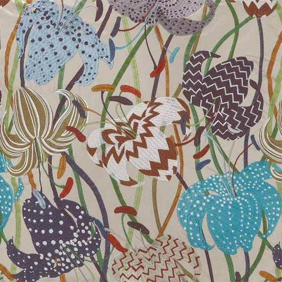 Missoni Fabric: Missoni Home 'Rajkot' Fabric Off-cut