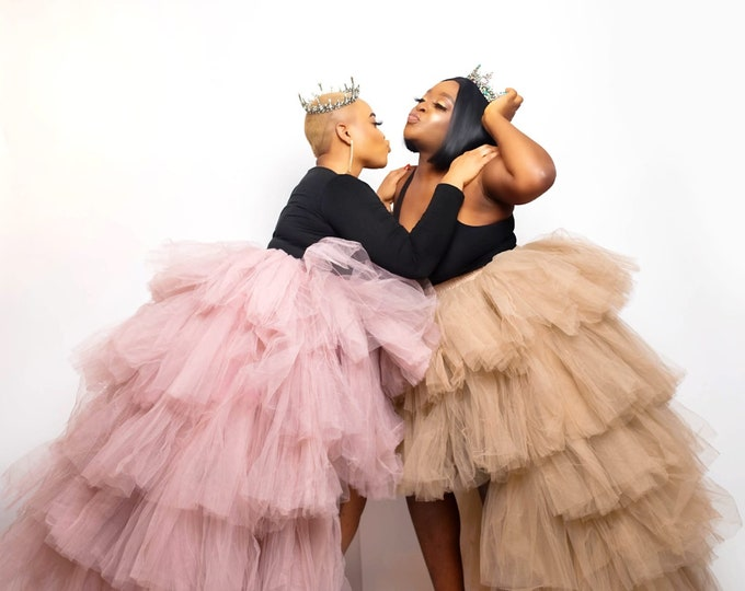 Tutu tulle skirt dress