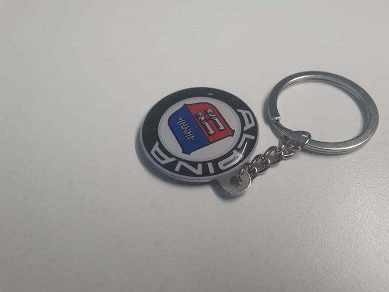 Bmw Key Chain Alpina Bmw Alpina B3 B4 B5 B6 B7 B8 B10 B12 C1 C2 C3 D3 D4 D5 Key Ring E30 E36 E46 E39 E90 E92 E91 F10 F11 F12 F21