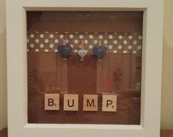 BUMP Frame Blue