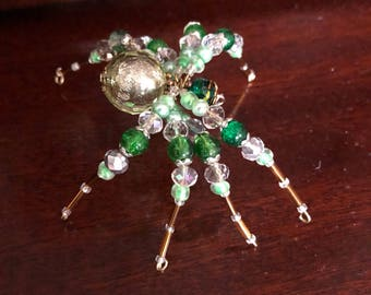 Jewelled spider
