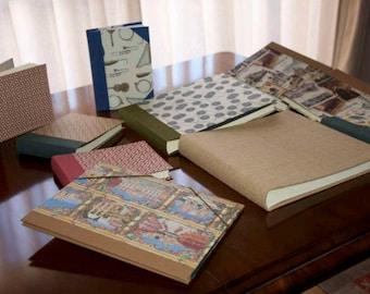 Handmade albums