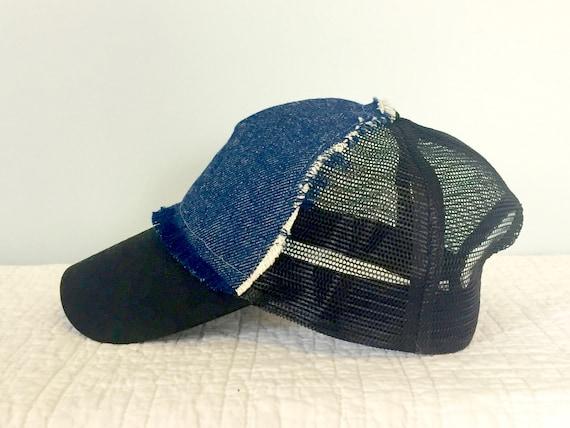 jean hat trucker hat womens hat womens ball cap hat  df657beaf1