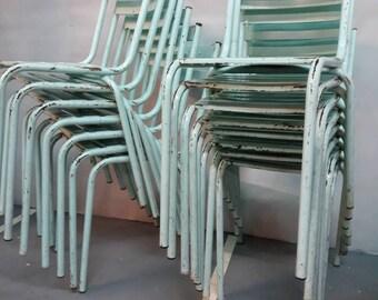Table de jardin Mathieu Mategot circa 1955 | Etsy