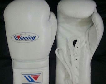 new customized winning boxing gloves 10/oz