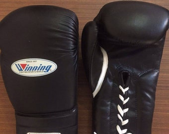 New customized winning boxing gloves in all oz 8/oz 10 oz 12 oz 14 oz 16 oz