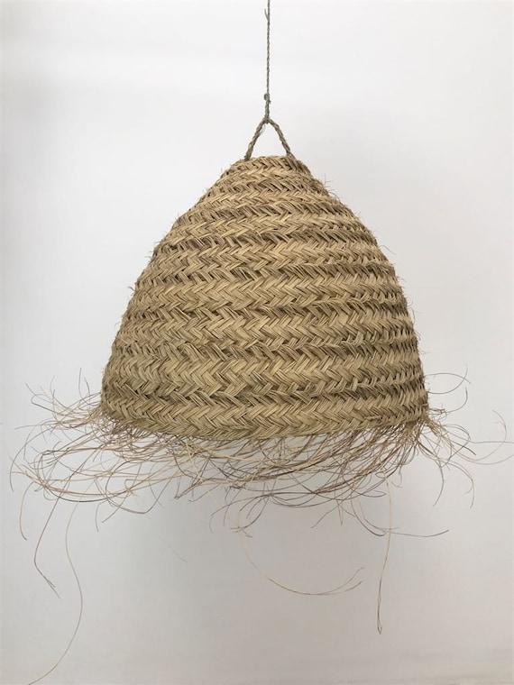 Handmade Natural Rattan Lampshade