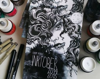 INKtober 2014-2015 - ArtBook