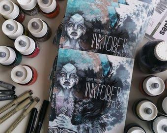Inktober 2017 - ArtBook