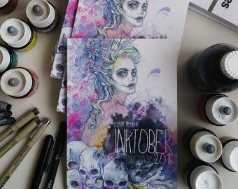 INKtober 2016 - ArtBook