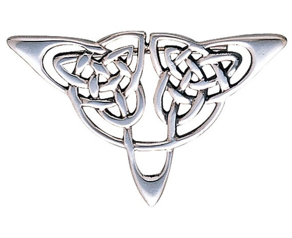 Jewelry Trends Celtic Knot Whale Shark Sterling Silver Pendant Necklace 20