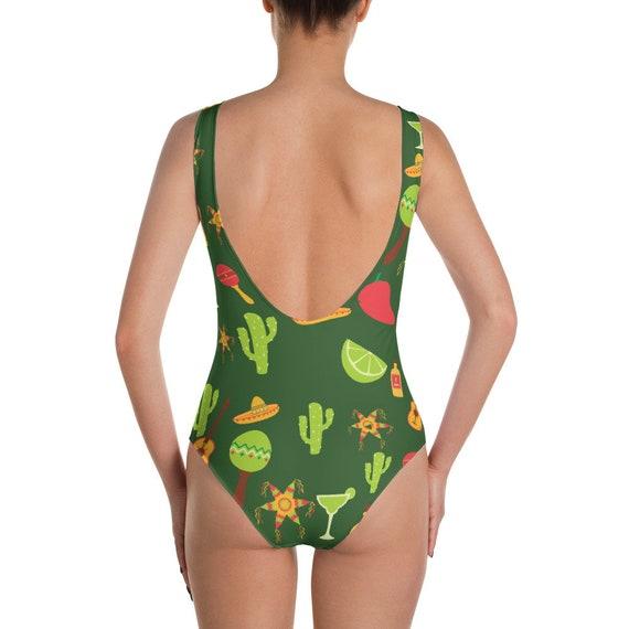 meilleur service haut de gamme authentique nouvelle arrivee Maillot de bain Cinco De Mayo - Cinco De Mayo une Piece maillot de bain -  Costume - cinquième de mai - plus de maillots de bain taille - maillot de  ...