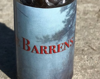 The barrens perfume and body spray