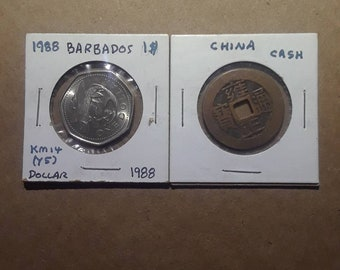 BSA Foreign  Coin Collecting Set