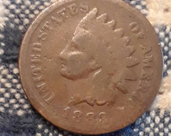 1883 Indian Head Penny G4