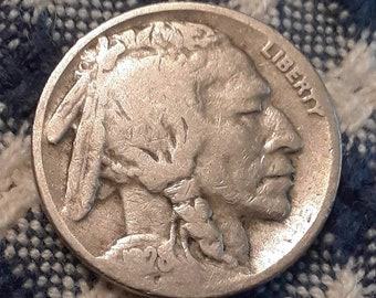 1928-S  Buffalo Nickel