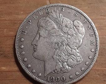 Better 1900-O  Morgan Dollar 90% Silver