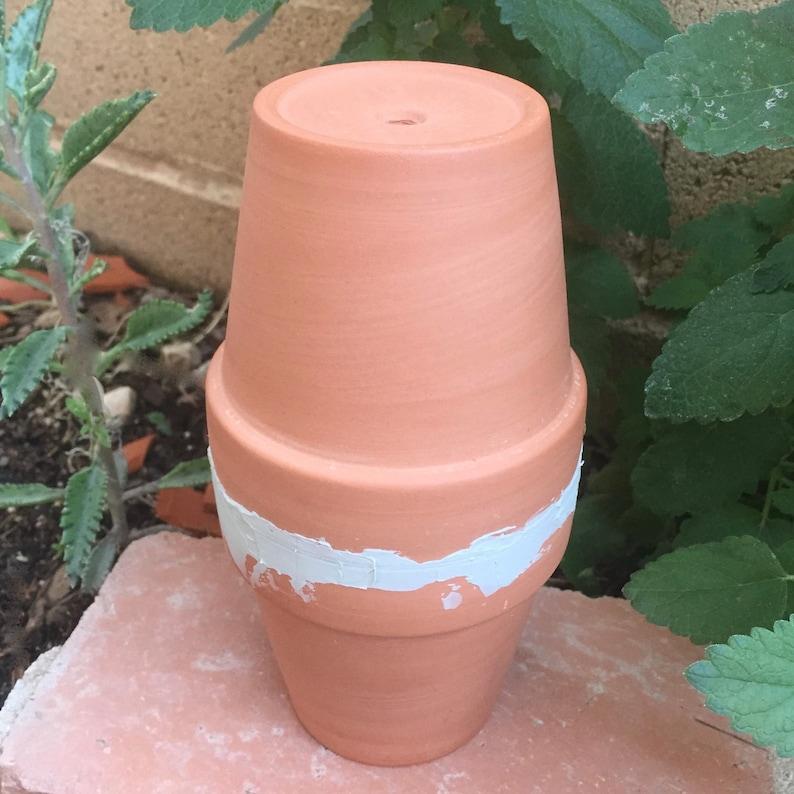 NaturalUnfinished Medium Olla Pot