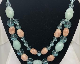 A30 Quartz and Jade beads.