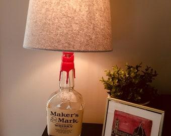 Maker's Mark Lamp