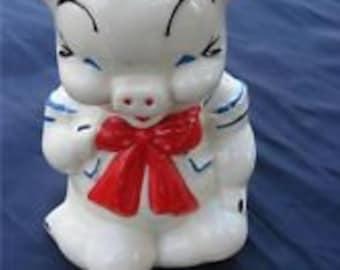ANIM002.  Lefton Piggy Bank