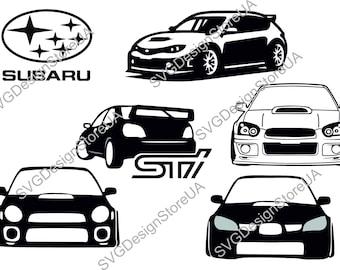 Subaru WRX STI Impreza // Bugeye // gd gg // 2000-2006 // S Series // Subaru Second Generation