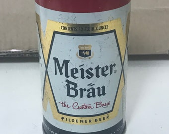 Meister Brau Flat Top Circa 1950's