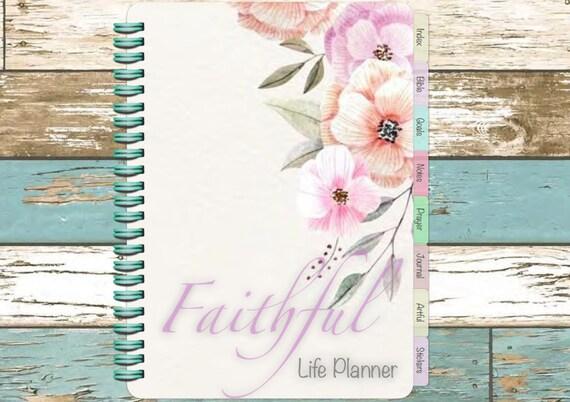 Ultimate Digital Faithful Life Planner