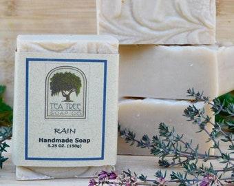Rain Handcrafted Bar Soap