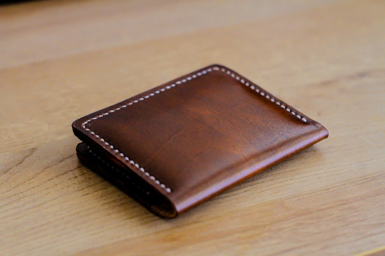 new product 76154 22e88 Business card case, Leather card holder, Custom mens wallet, Mens leather  wallet, Minimalist wallet, Men wallet, Slim wallet, Leather Wallet