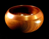 Trinket bowl with copper ...