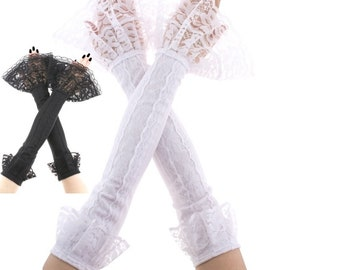 7f4400130 wedding gloves white lace gloves white bridal gloves lace gloves long  gloves bridesmaid gloves white gloves arm warmers lace white 1885