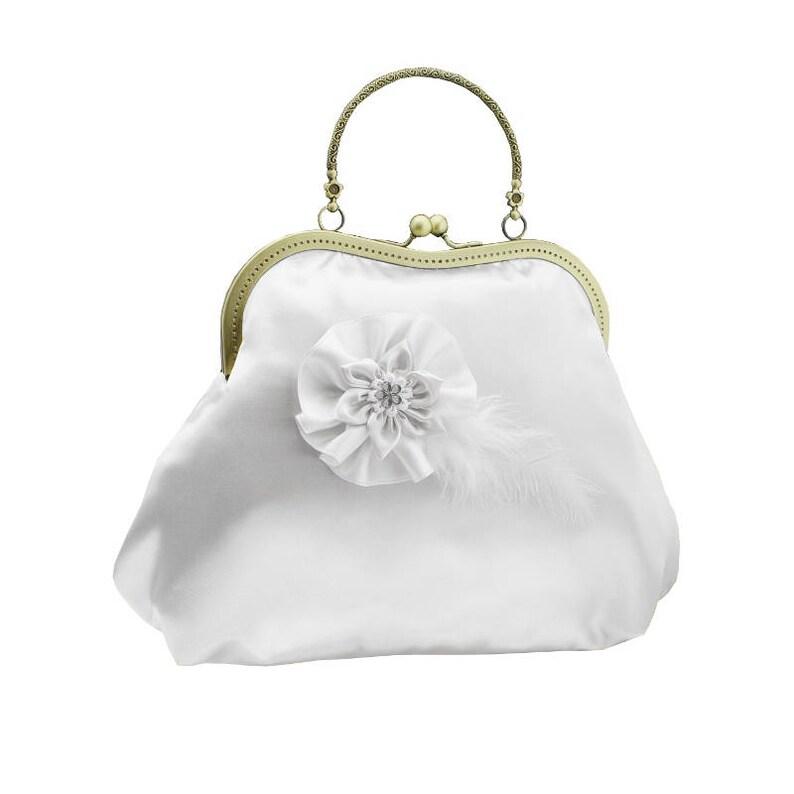 0a2192e2ea White clutch bridal clutch bridal purse bridal bag evening