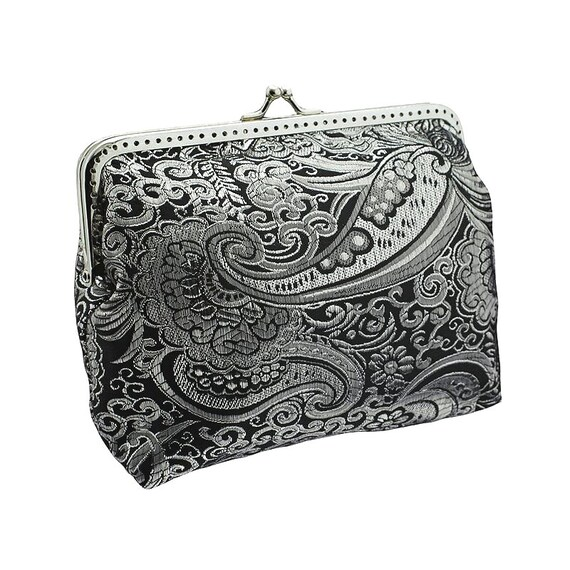 17a1c56c54ab formal black clutch goth bag evening bag black bag formal