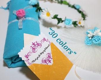 Bridesmaid Scarf / Summer Scarf