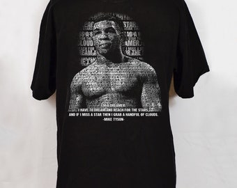 615c0fa2c108 Mike Tyson Quotes T-Shirt