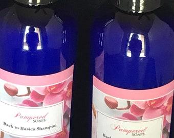 Organic Shampoo . Natural Shampoo. Organic Hair Care. All Natural Shampoo. SLS free shampoo. Vegan Shampoo. Scented Shampoo. natural shampoo