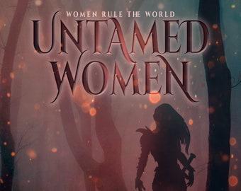 Untamed Woman-Box